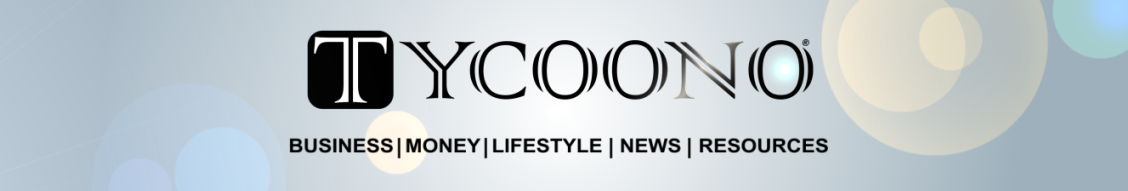 Tycoono logo with color background
