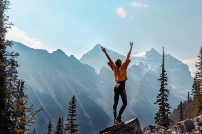 live-a-whole-hearted-life-woman-standing-on-mountain