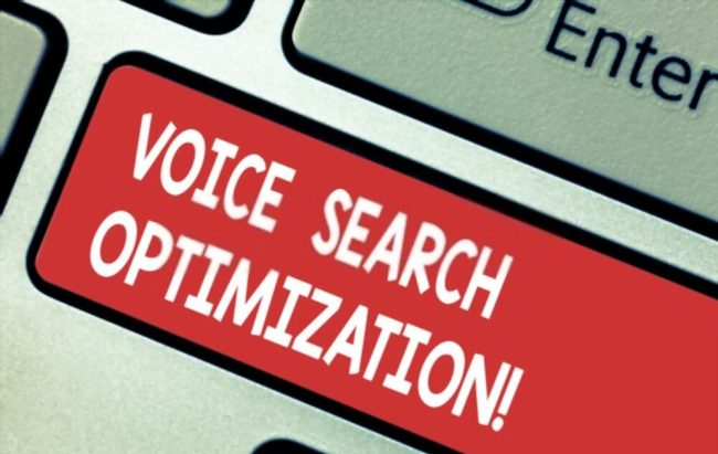 Tips to Optimize Your Website for Voice Search